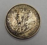 6 пенсов, 1936 г Австралия, фото №3