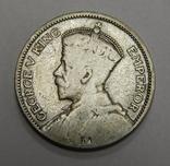 1 шиллинг, 1933 г Новая Зеландия, фото №3