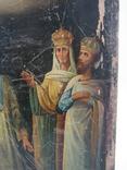 Икона Покров большая 32 х 43 см, фото №4