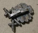 Дубовые листья с мечами к рыцарскому кресту (копия), фото №3