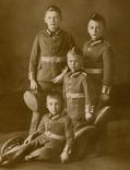 Германская Империя. 1915. Сыновья Кронпринца, фото №2