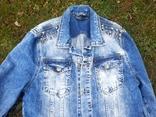 Джинсова куртка Coolcat., фото №2