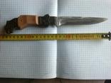 Нож ручная работа, фото №2