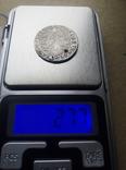 Шестак(шесть грошей) 1626 года серебро, фото №2