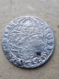 Шестак(шесть грошей) 1626 года серебро, фото №5