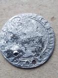 Шестак(шесть грошей) 1626 года серебро, фото №7