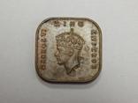 1 цент, 1943 г Британская Малая, фото №3