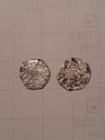 Динарій 1551,1558 року, фото №2