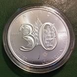 5 доларів 2018 р.Канада, фото №2