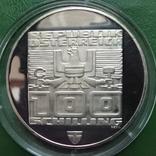 Австрія 100 шилінгів 1976 р., фото №3