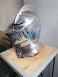 Рыцарский шлем реплика, фото №3