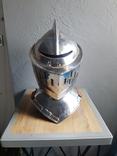 Рыцарский шлем реплика, фото №4