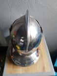 Рыцарский шлем реплика, фото №6