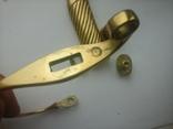Комплект на Георгиевскую шашку (золотое оружие) из 5 частей., фото №7