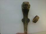 Спинка рукояти и кольцо немецкой сабли блюхеровского типа., фото №5