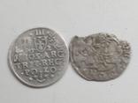 Трояк Коронный 1624 год+ бонус., фото №4