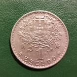 1 ескудо Португалія 1957 р., фото №2