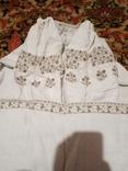 Сорочка полотняна вишита настилом 3, фото №2