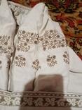 Сорочка полотняна вишита настилом 3, фото №3