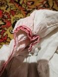 Сорочка полотняна вишета хрестиком, фото №9