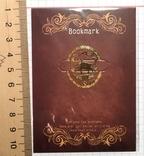Мини закладка для книг, ежедневников / кошка, фото №6