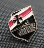 Знак Panzerwaffe (копия), фото №2