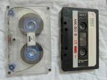 Магнитофонные кассеты.Разных брендов.Цена за 11 штук., фото №3