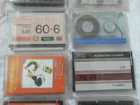 Магнитофонные кассеты.Разных брендов.Цена за 11 штук., фото №5