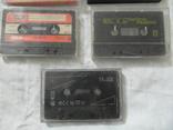 Магнитофонные кассеты.Разных брендов.Цена за 11 штук., фото №6
