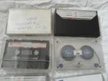 Магнитофонные кассеты.Разных брендов.Цена за 11 штук., фото №8