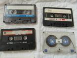 Магнитофонные кассеты.Разных брендов.Цена за 11 штук., фото №12