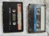 Магнитофонные кассеты.Разных брендов.Цена за 11 штук., фото №13