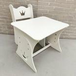 """Столик и стульчик """"Корона"""", фото №8"""