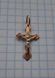 Крест. Золото., фото №2