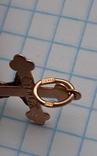 Крест. Золото., фото №4