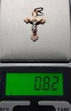 Крест. Золото., фото №5