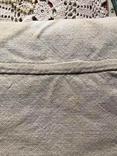 Подушка декоративная вышивка бахрома пух перо, фото №9