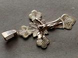 Крест золото, фото №2