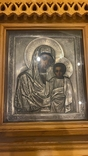 Икона Казанская Божья матерь Модерн, фото №4