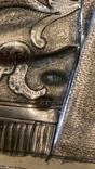 Икона Казанская Божья матерь Модерн, фото №10
