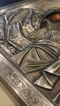 Икона Казанская Божья матерь Модерн, фото №11