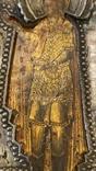 Икона святых: Святой Матфей, Святой Пётр, Святой Георгий, 1753 год, Москва, фото №5