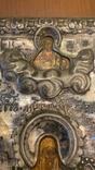 Икона святых: Святой Матфей, Святой Пётр, Святой Георгий, 1753 год, Москва, фото №13