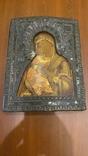Икона Богоматерь Владимирская, 1817г. Мастер А.Григорьев,Москва, фото №2