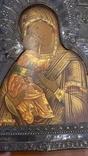 Икона Богоматерь Владимирская, 1817г. Мастер А.Григорьев,Москва, фото №3