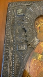 Икона Богоматерь Владимирская, 1817г. Мастер А.Григорьев,Москва, фото №6
