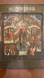 Икона Всем скорбящим радость, начало 19 века, фото №8