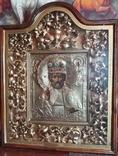 Икона Св. Николай., фото №2