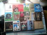 Наборы открыток по разным тематикам (155шт) + бонус, фото №10
