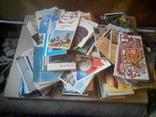 Наборы открыток по разным тематикам (155шт) + бонус, фото №12